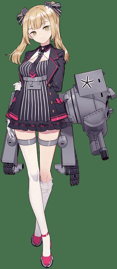 Panzer Waltz Metal Maidens