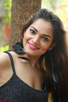 Aswini in lovely Deep Neck Sleeveless Black Dress Spicy Pics ~  Exclusive 19.JPG