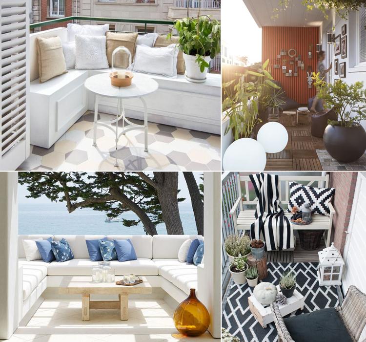 Prepara il balcone per l 39 estate arredamento facile for Arredamento per terrazzo piccolo