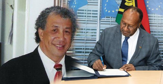 Legislatif ULMWP, Andy Ayamiseba: Vanuatu Menyajikan Resolusi PBB untuk West Papua ke From PIF, Rakyat Papua Bergumul dalam Doa
