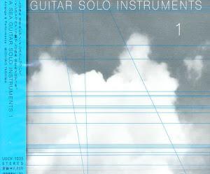 Luna Sea –  Guitar Solo Instruments 1
