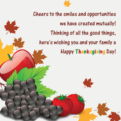thanksgiving wishes for colleagues