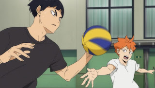 Haikyuu!! 4: To the Top Episódio 02