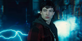 ezra miller barry allen the flash