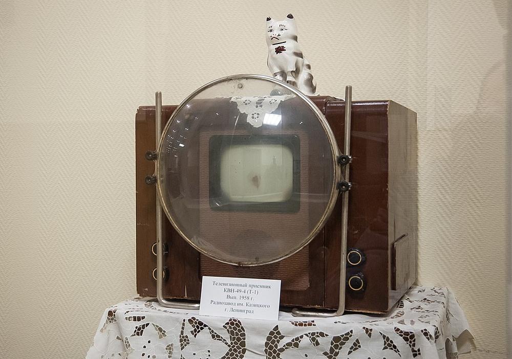 Soviet Televisions