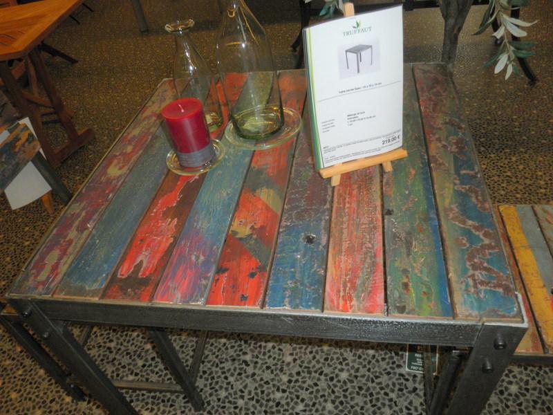 Jardins Clairière: New Garden Furniture Truffaut