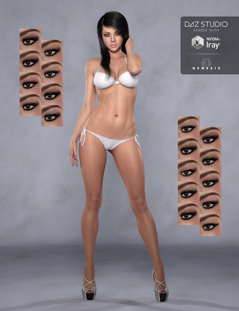 DT- Lynn for Genesis 3 Female