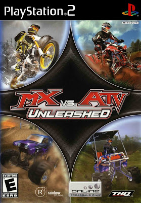 MX vs. ATV Unleashed (PS2) 2005