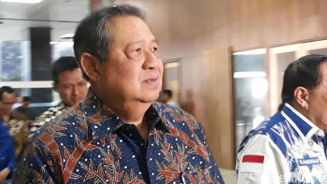 SBY: Reformasi Bisa Terjadi Lagi, Jika…