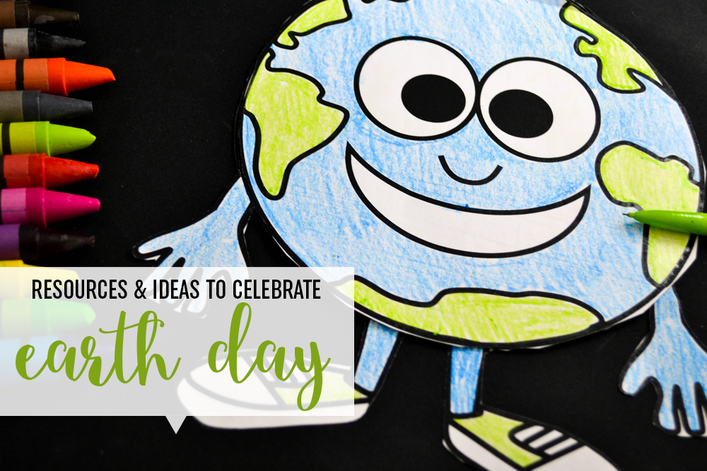 Earth Day is just around the corner and we are bringing awareness in our classroom while hitting some of those science standards. I've also included some other fun Earth Day resources for your classroom!