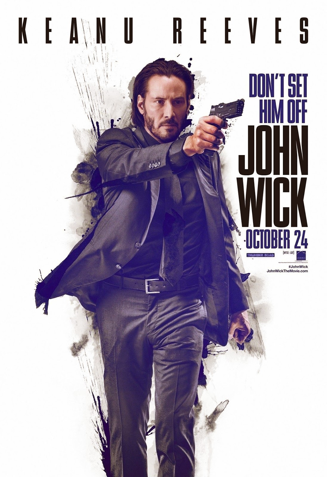 THE FINE ART DINER: Specialized Waste Disposal: John Wick