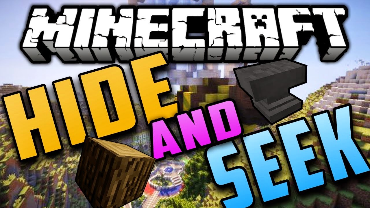 simples minecraft minigames hide and seek 2. Black Bedroom Furniture Sets. Home Design Ideas
