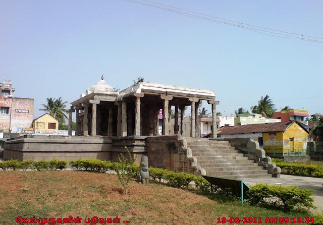 Uthiramerur - Birth Place of Democracy