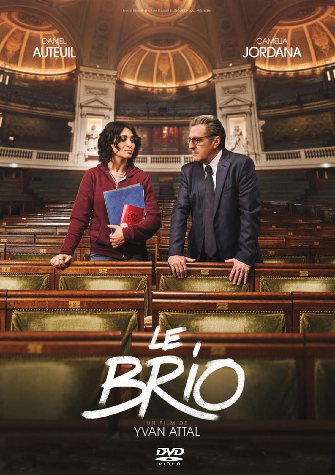Le brio [2017] [DVD9] [PAL] [Español]