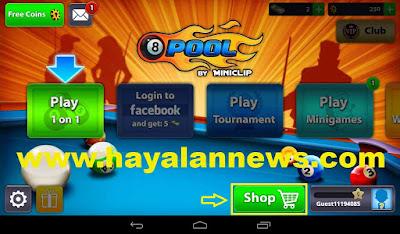 Mau dapat cues (tongkat) game 8 ball pool terbaik dan gratis ?