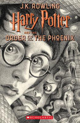As novas capas de 'Harry Potter' em comemoração aos 20 anos da primeira publicação nos EUA | Harry Potter e a Ordem da Fênix | Ordem da Fênix Brasileira