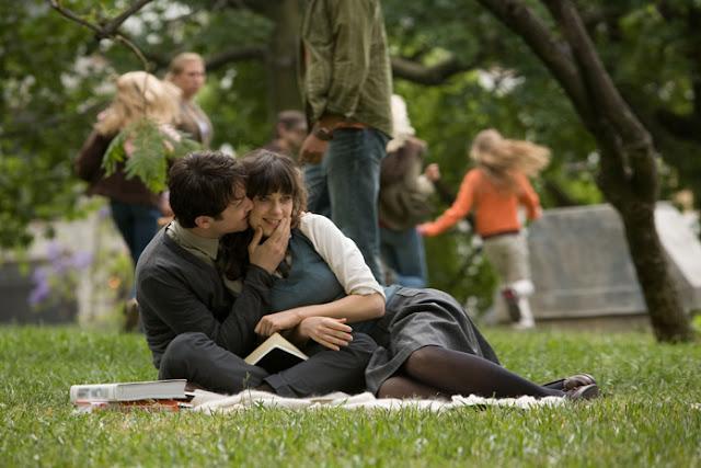 Ketika Tom dan Summer berada di taman