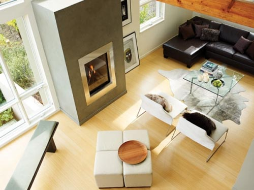 Making Your Large Space Cozy Through The Front Door