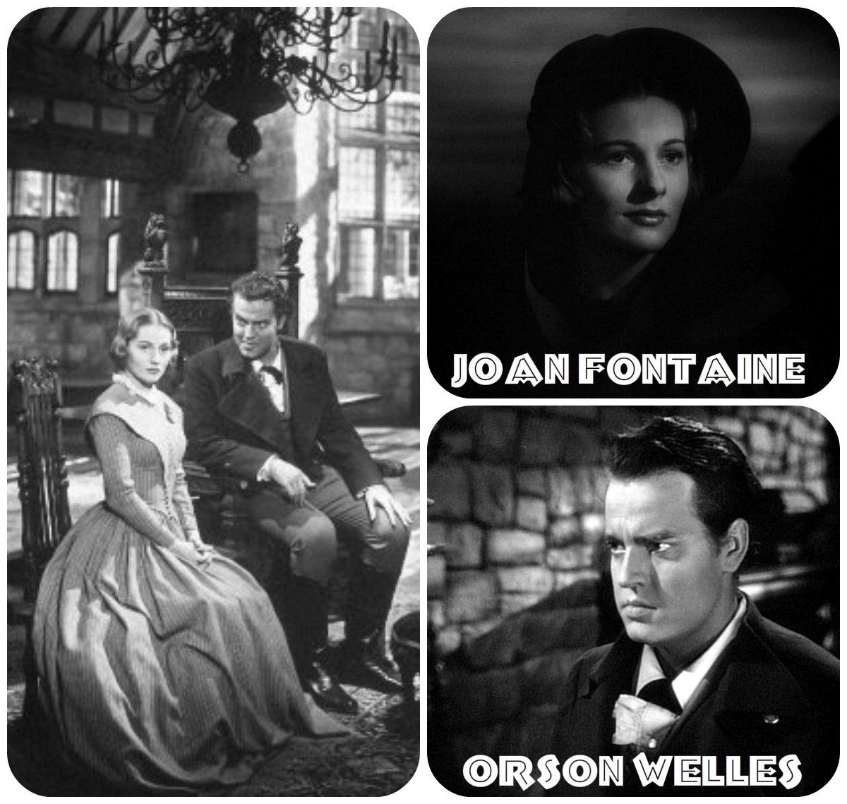 Jane Eyre, Joan Fontaine, Orson Welles, gotico, cine, misterio, pelicula Charlotte Bronte
