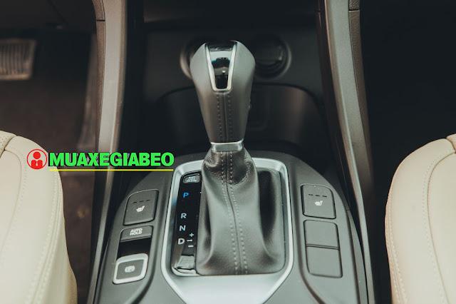 Giới thiệu Hyundai SantaFe 2.4L máy xăng phiên bản đặc biệt AWD ảnh 14
