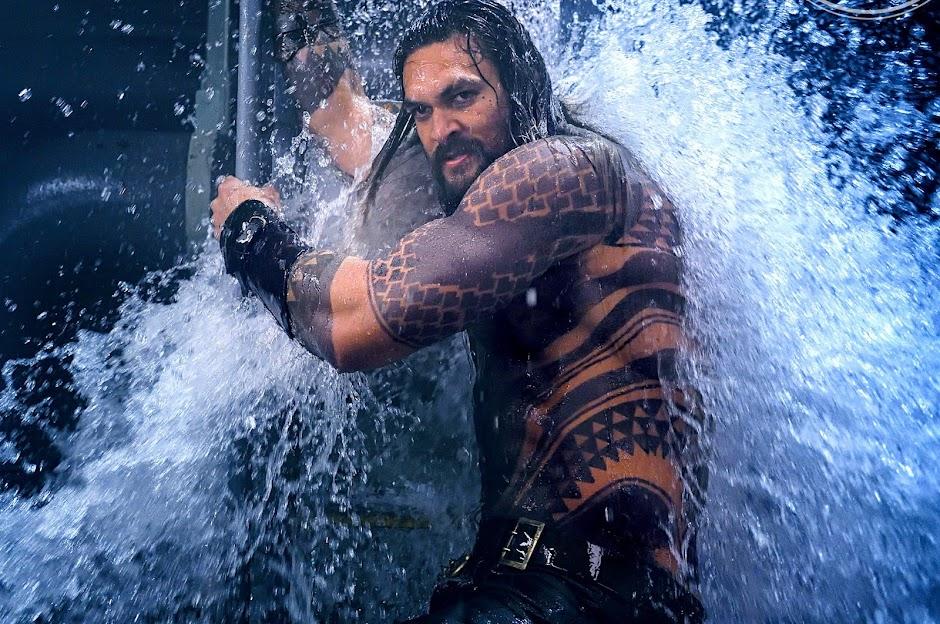 Aquaman | Vídeo inédito revela o desenvolvimento do mundo subaquático