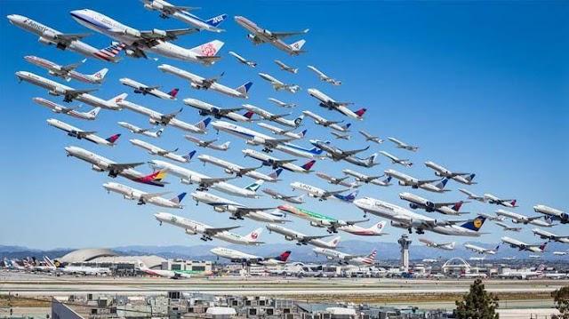 Begini caranya Checkin Online Pesawat