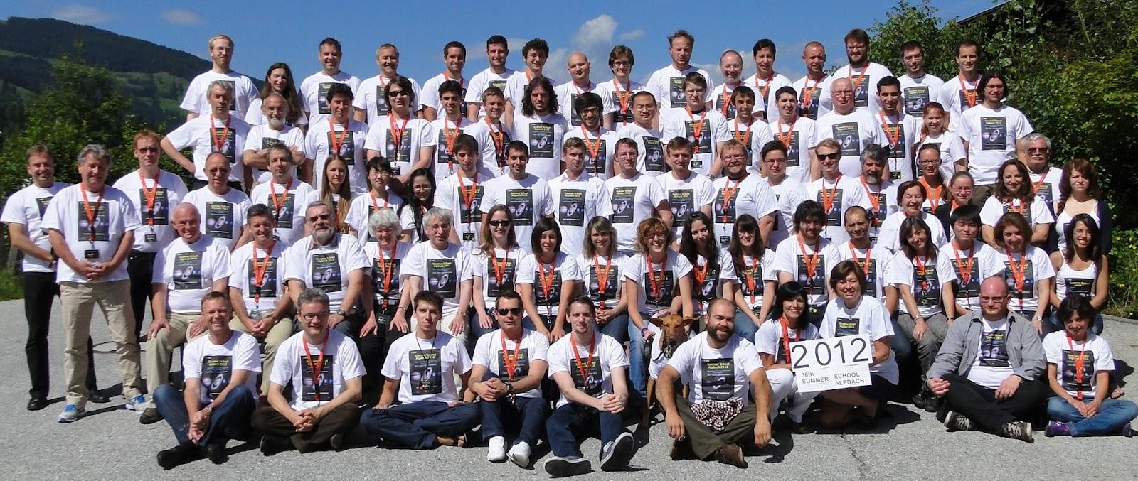 Alpbach Summer School 2012 – Dr Jane MacArthur