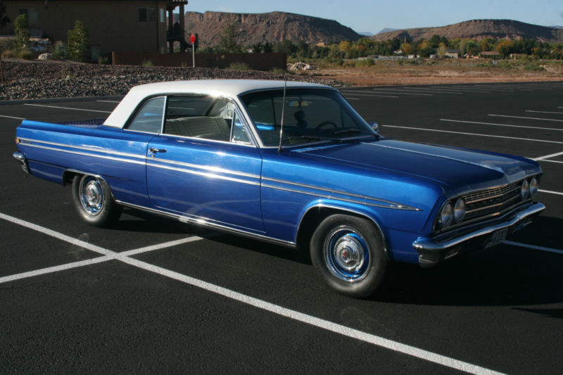 Daily Turismo: 5k: 1963 Oldsmobile F-85 Cutlass Turbo Rocket