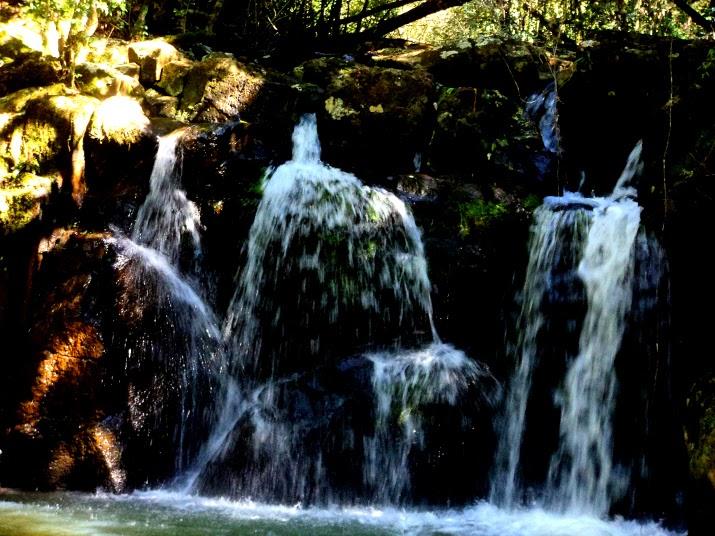 Cachoeira do Arroio Quilombo, Morro da Borússia, Osório