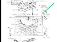Harga Dan Fisik Sensor Camshaft (As Klep) Toyota Avanza G VVTi