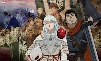 Review Anime: Berserk