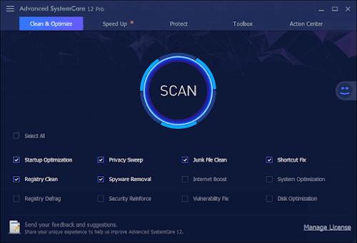 Advanced SystemCare 12 Pro