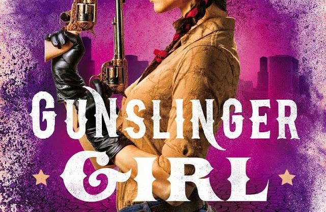 Gunslinger Girl by Lindsay Ely – YA Dystopian Western Marks Debut