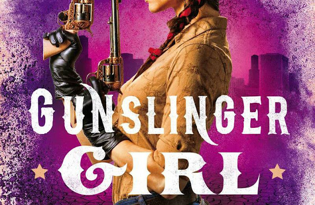 'GUNSLINGER GIRL': YA Dystopian Western Marks Debut. Review of the 2018 YA dystopian western from Lindsey Ely. Text © Rissi JC