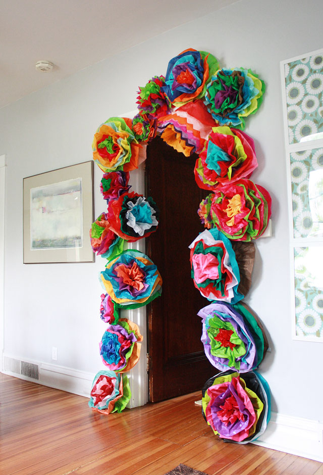 Fiesta mexican paper flowers shipwrecked on fabulous island fiesta mexican paper flowers mightylinksfo