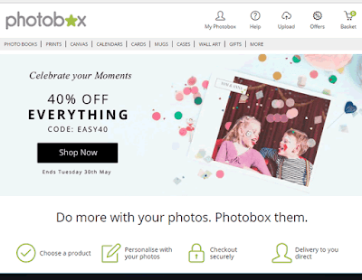 PhotoBox is one of the leading online digital photo services with more than 31 million members
