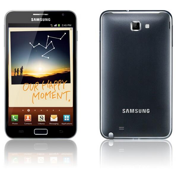 Samsung Galaxy Note Pics