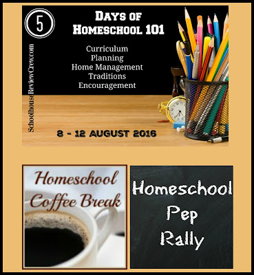 Homeschool 101 - Homeschool Pep Rally on Homeschool Coffee Break @ kympossibleblog.blogspot.com - Let's do a little cheerleading as we offer encouragement on the final day of #5daysofhomeschool101 hosted by SchoolhouseReviewCrew.com