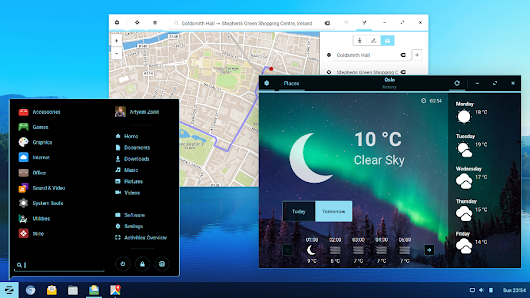 Zorin OS, test drive and experience.