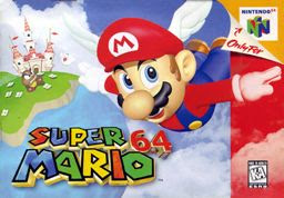 Super Mario 64 – Detonado / Walkthrough