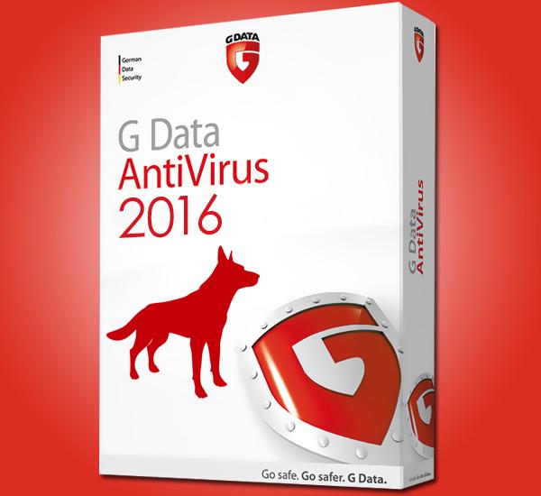 برنامج g data antivirus لمكافحه الفيروسات اخر اصدار 2016