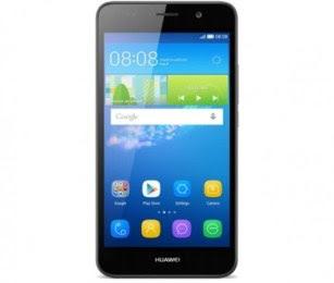 Cara Terbaru Flash Huawei Y6 SCL-U31 Tanpa PC