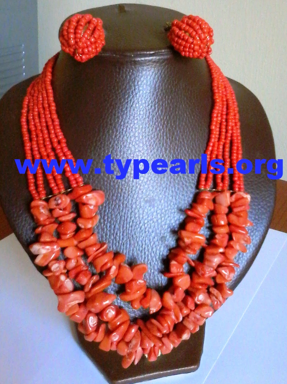 coral beads training