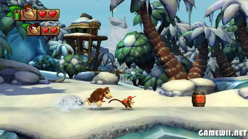 Donkey Kong Country Tropical Freeze - Download Game Nintendo