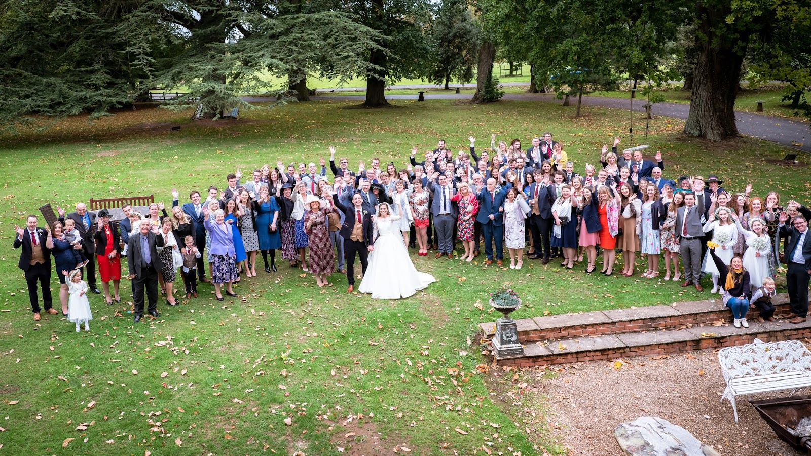Maggie May Gets Married - Wedding Reception, Maunsel House