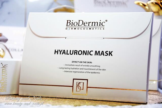 Maski BioDermic Dermocosmetics.