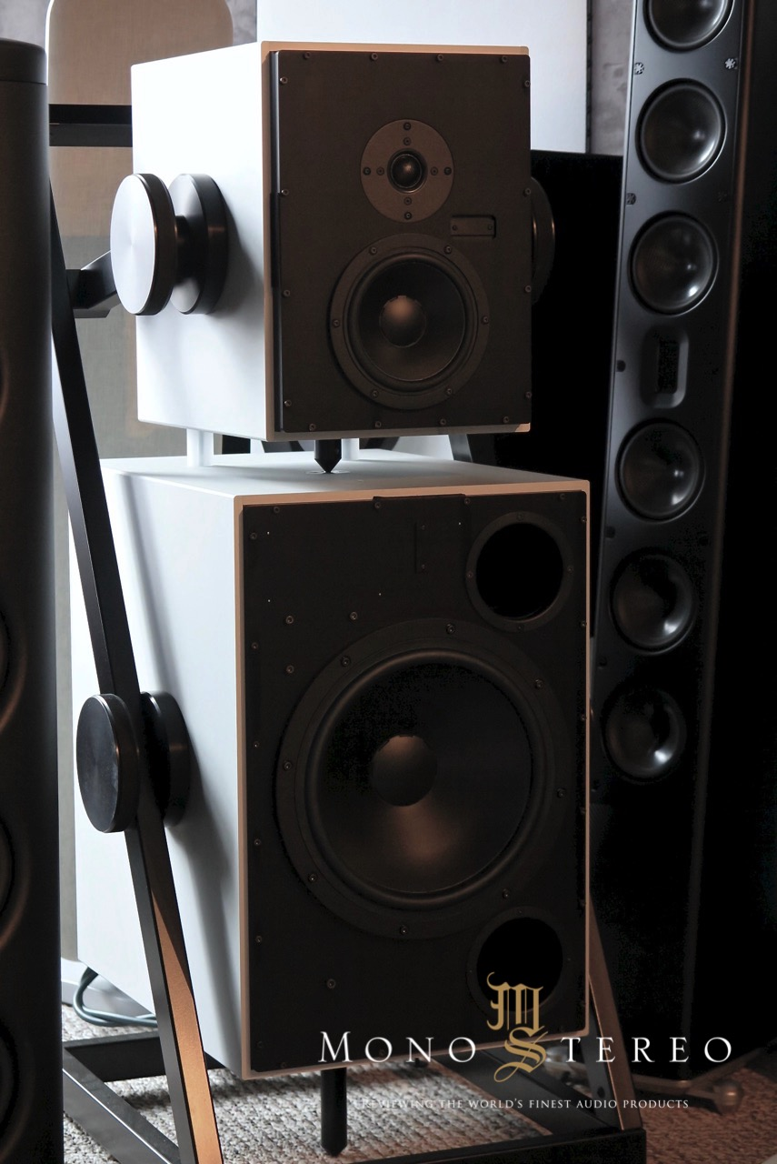 Mono And Stereo High-End Audio Magazine: Ron Resnick