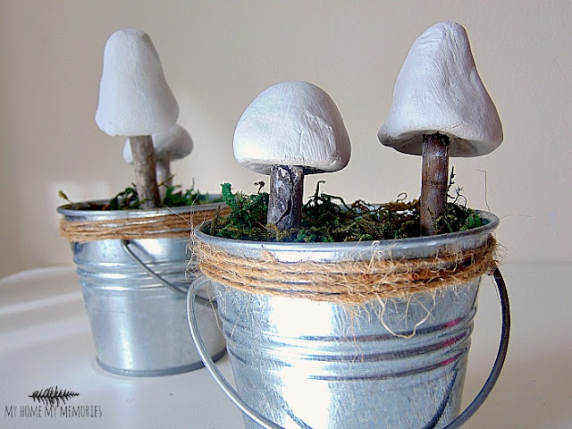 Fall-decoration-with-mushrooms