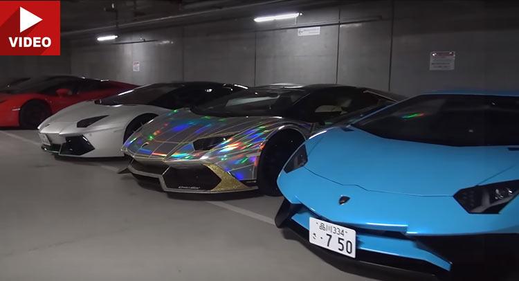 Tokyo được mệnh danh là thiên đường siêu xe trên thế giới