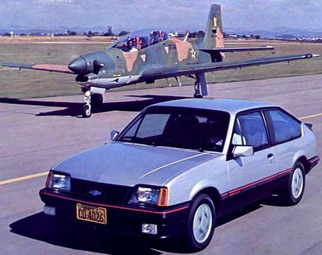 Chevrolet Monza S/R 1986